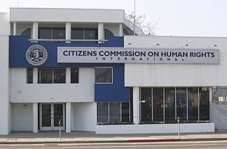 Citizens Commission on Human Rights Scientology-related organization