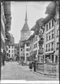 CH-NB - Aarau, Gerechtigkeitsbrunnen, vue partielle - Collection Max van Berchem - EAD-7065.tif