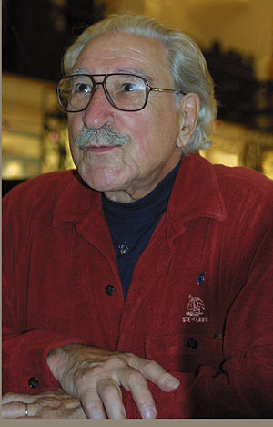 1916 in Canada - Michel Chartrand in 2003