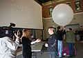 COD Meteorology Department Launches Weather Balloon 2015 23 (16682995843).jpg