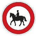 CZ-B31 Zákaz vjezdu pro jezdce na zvířeti.jpg