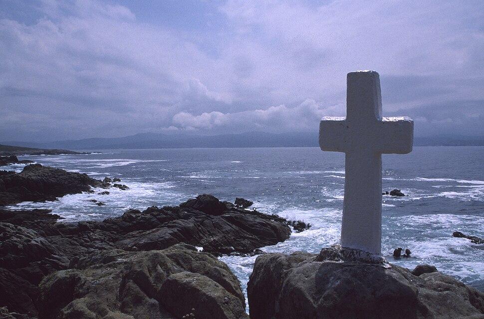 Cabo Roncudo, Corme