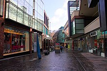 Met Parking Services >> Cabot Circus - Wikipedia