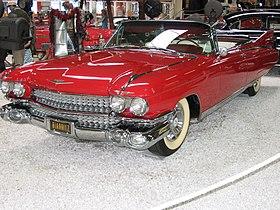 a9ea6dfb074 Une Cadillac Eldorado Biarritz de 1959