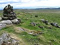 Cairn on 400m height - geograph.org.uk - 846334.jpg