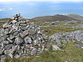 Cairn on NW top of Chaipaval - geograph.org.uk - 563087.jpg