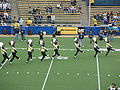 Cal Band performing pregame at EWU at Cal 2009-09-12 4.JPG