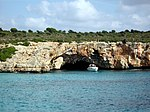 The Psicobloc at Cala Varques (Majorca)