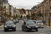 Calais, rue Royale (France, August 2011)