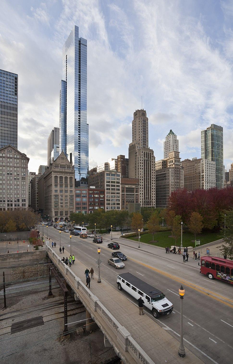 Calle E Monroe St, Chicago, Illinois, Estados Unidos, 2012-10-20, DD 04
