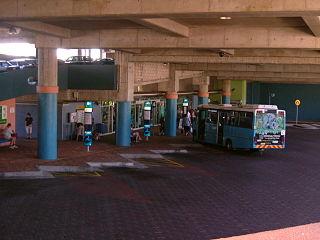 Caloundra bus station