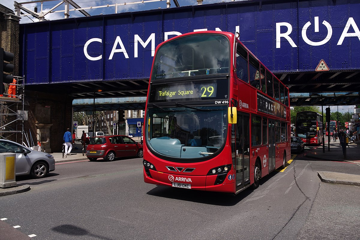 London Buses route 29 - Wikipedia
