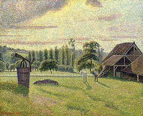 The Delafolie Brickyard at Éragny
