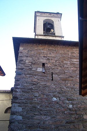 Berzo Demo - Tower-bell in Demo