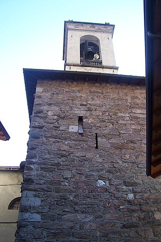 Berzo Demo - Tower-bell in Demo