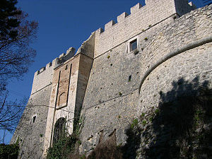 Province of Campobasso - Manforte Castle.