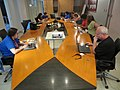 Canadian women editathon at Northamerican Wikiconference 2.jpg