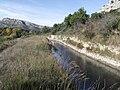 Canal de la Vallée des Baux à Eyguières by Malost.JPG