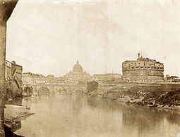 Canevo Tevere con Castel Sant Angelo.jpg