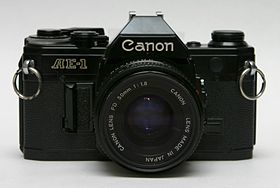 Image illustrative de l'article Canon AE-1
