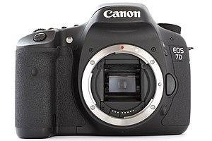 canon eos 7d wikipedia rh en wikipedia org Canon 7D Mark II Canon EOS 50D