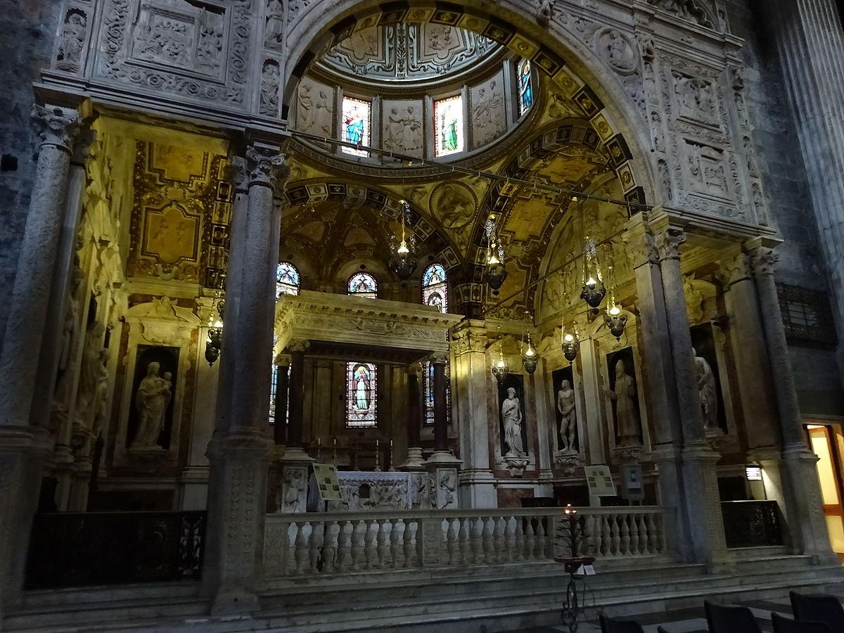 Px Cappella Di San Giovanni