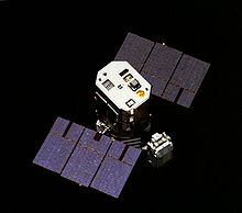Solar panels on spacecraft wikipedia the solar panels on the smm satellite provided electrical power here it is being captured by an astronaut in a mobile space suit that runs on chemical publicscrutiny Choice Image
