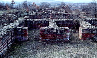 Archaeological Sites of Exceptional Importance (Serbia) - Image: Caricin grad