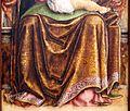 Carlo crivelli, madonna del latte, 1473 ca. (corridonia, pinacoteca parrocchiale) 13.jpg