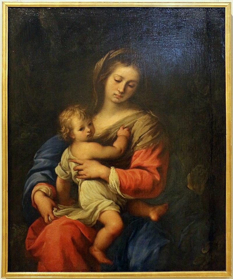 Карло Франческо нуволоне, мадонна кольбино, 1645-50 ca.JPG
