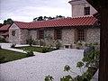 Carnuntum-römische Villa-Rekonstruktion-Garten - panoramio.jpg