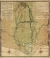 Carte particulière d'une partie de la Louisianne ou les fleuve et rivierres (i.e. rivières) onts etés relevé a l'estime & les routtes (i.e. routes) par terre relevé & mesurées aux pas, par les Srs. LOC 2003623370.jpg