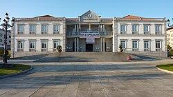 Casa do Concello de Salvaterra de Miño.JPG