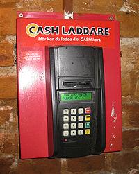 kontantkort pressbyrån