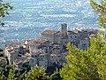 Castello di Miranda (XI-XII secolo, sullo sfondo è visibile la valle di Terni).jpg