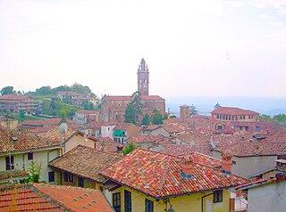 Monforte dAlba Comune in Piedmont, Italy