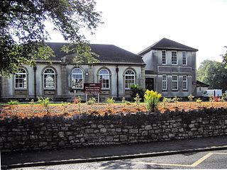The Castle School Academy in Thornbury, Gloucestershire, England