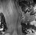 Castlerock Glacier, Valley Glacier and Calving Distributary, July 30, 1978 (GLACIERS 1112).jpg