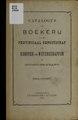 Catalogus der Boekerij van het Provinciaal Genootschap van Kunsten en Wetenschappen in Noord Brabant- Eerste Supplement (IA catalogusderboek00prov).pdf