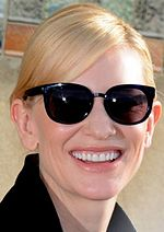 Cate Blanchett - Wikipedia, the free encyclopedia Cate Blanchett Wikipedia