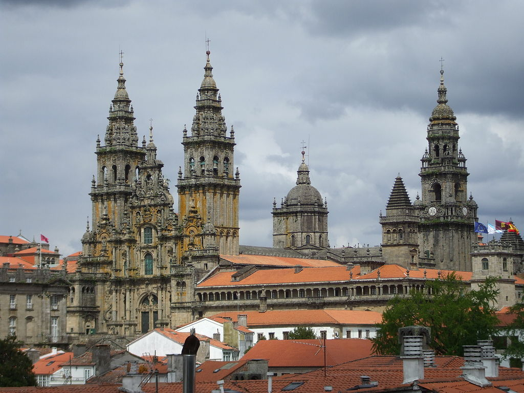 File:Catedral, Santiago de Compostela. Galicia (Spain).jpg - Wikimedia Commons