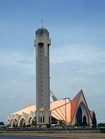 Catedral Nacional em Abuja, Nigéria.jpg