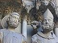 Cathédrale ND de Reims - portail des Saints (28).JPG