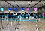 Cathay Pacific check-in counters at Hong Kong Station (20190129132359).jpg
