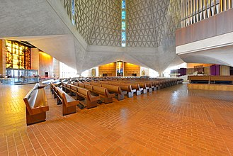 Cathedral of Saint Mary of the Assumption (San Francisco, California) - Image: Cathedralof Saint Maryofthe Assumption 2
