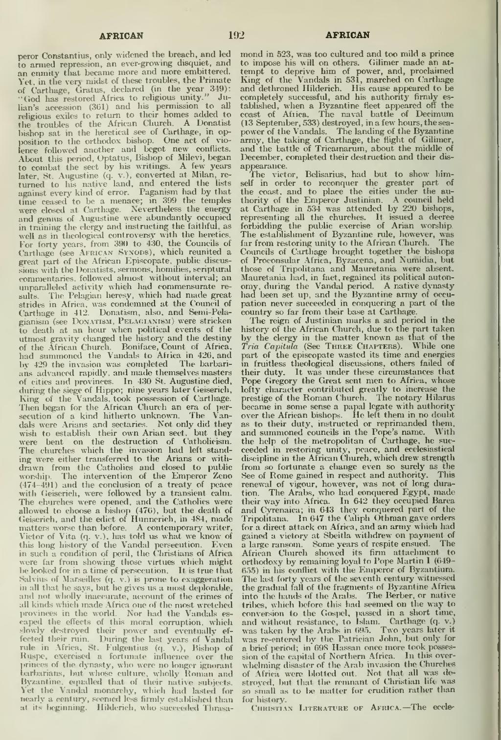 Page:Catholic Encyclopedia, volume 1 djvu/226 - Wikisource, the free