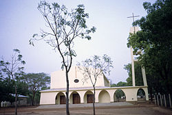 Cathedral in Pala