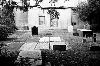 First Shearith Israel Graveyard - Graveyard