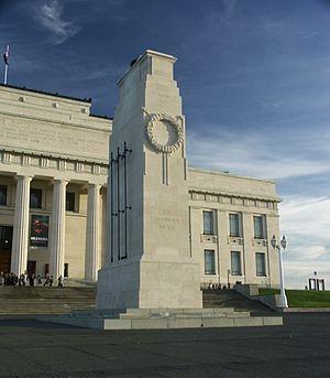 Cenotaph - The Cenotaph, Auckland, New Zealand