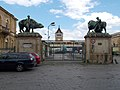Central City Communal Slaughterhouse (1872). - Budapest.JPG